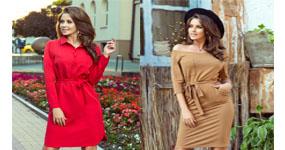 Tipy na podzimní šaty 2019