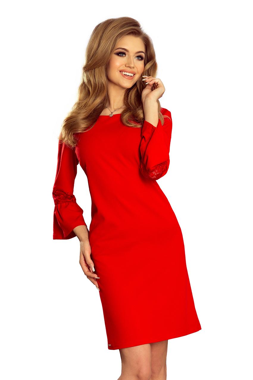 8f4007d1579 Dámské červené letní šaty 190-3