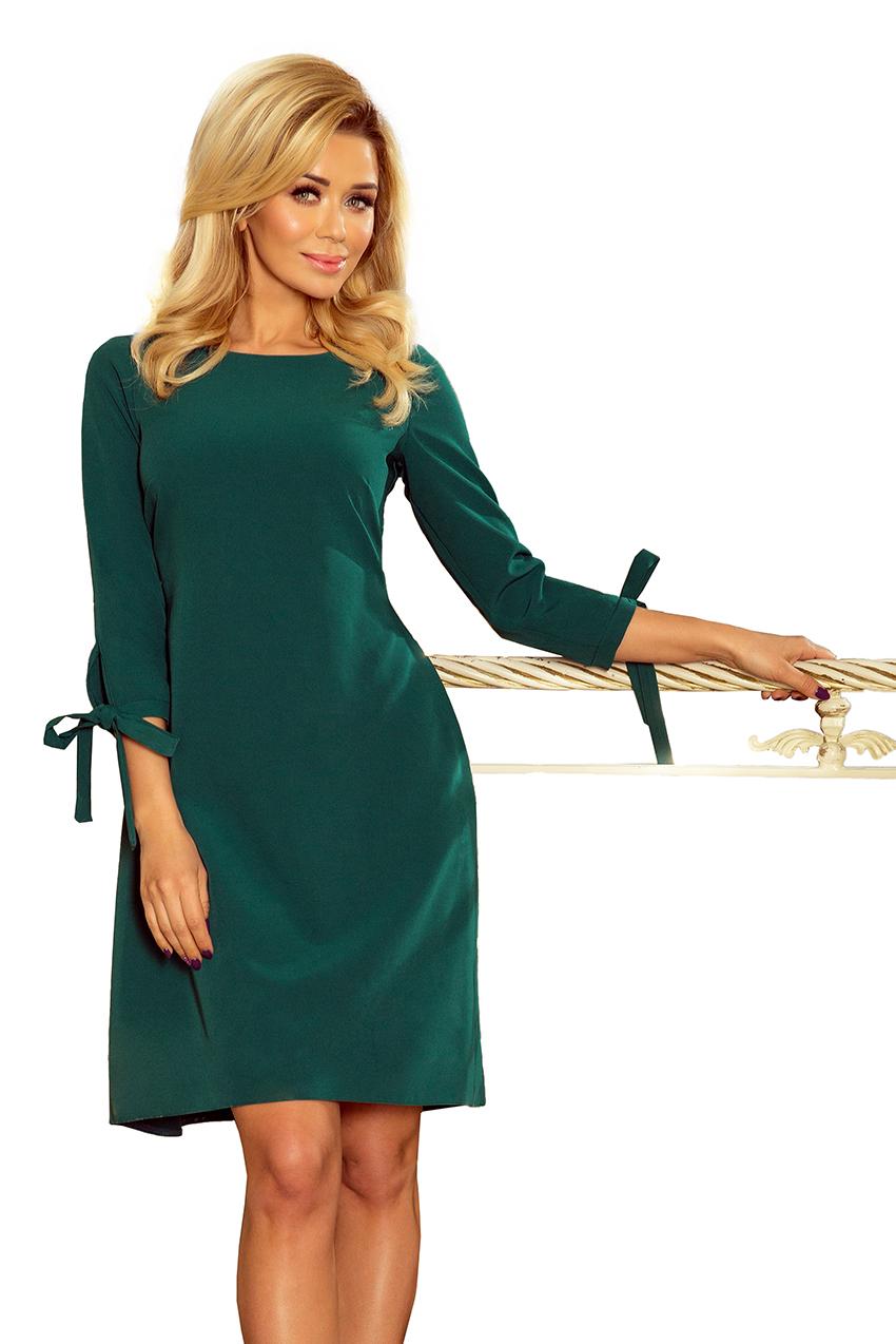 Dámské zelené letní šaty 195-1 db2479bf325