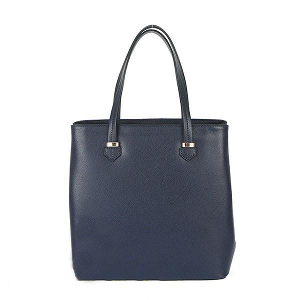 Dámská kožená tmavě modrá kabelka S0558 4fed0388de0