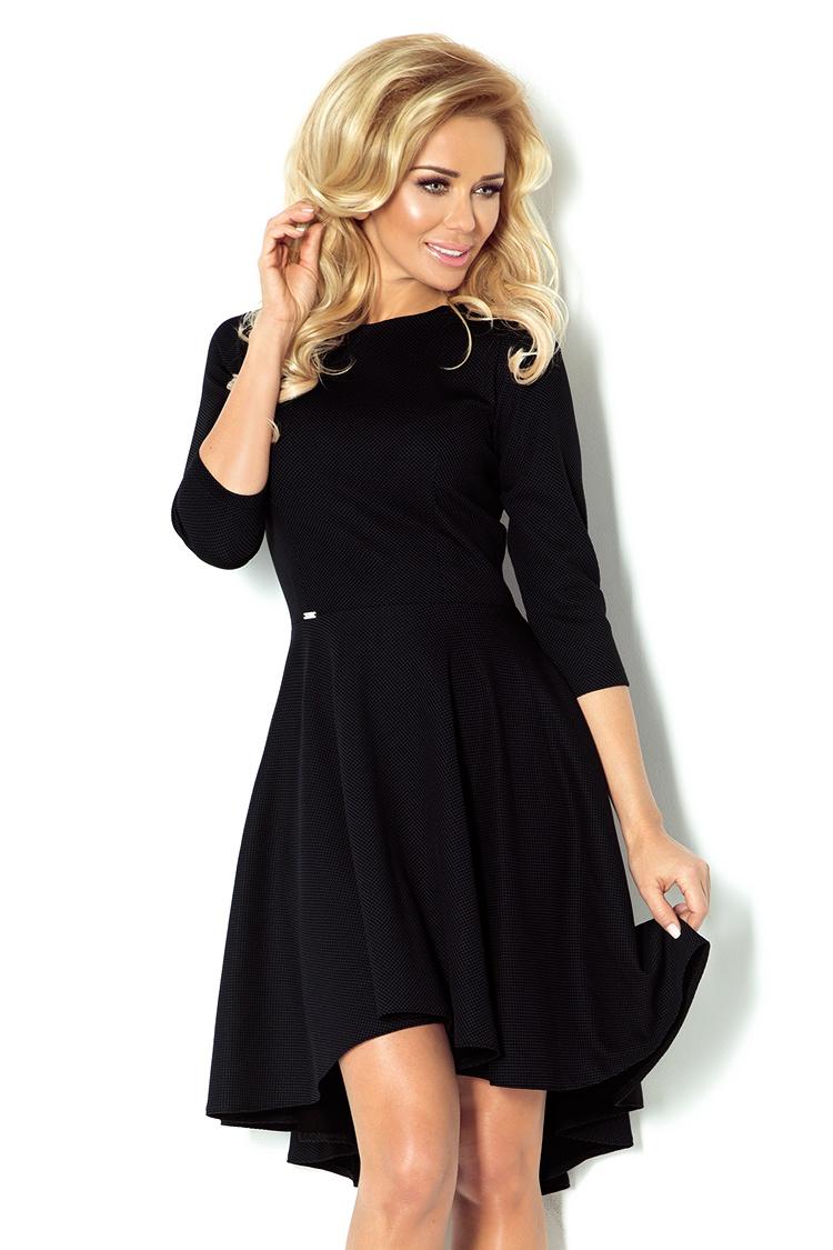 d2b95e399ae Dámské černé plesové šaty 90-3