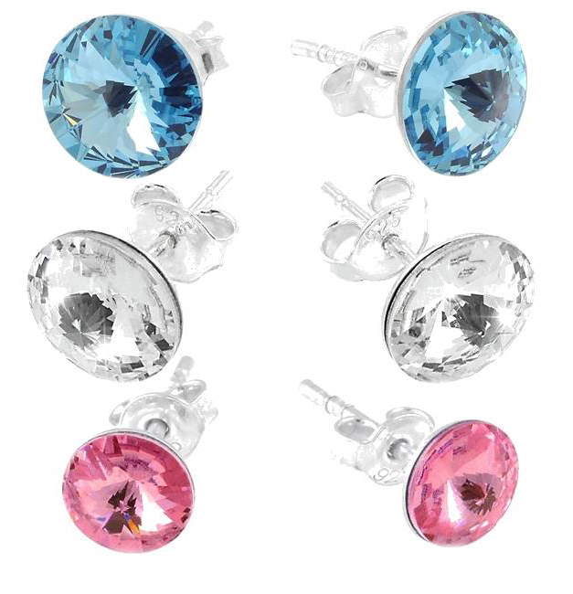 1200 stříbrných šperků Swarovski - Poštovné zdarma 07081fe5913
