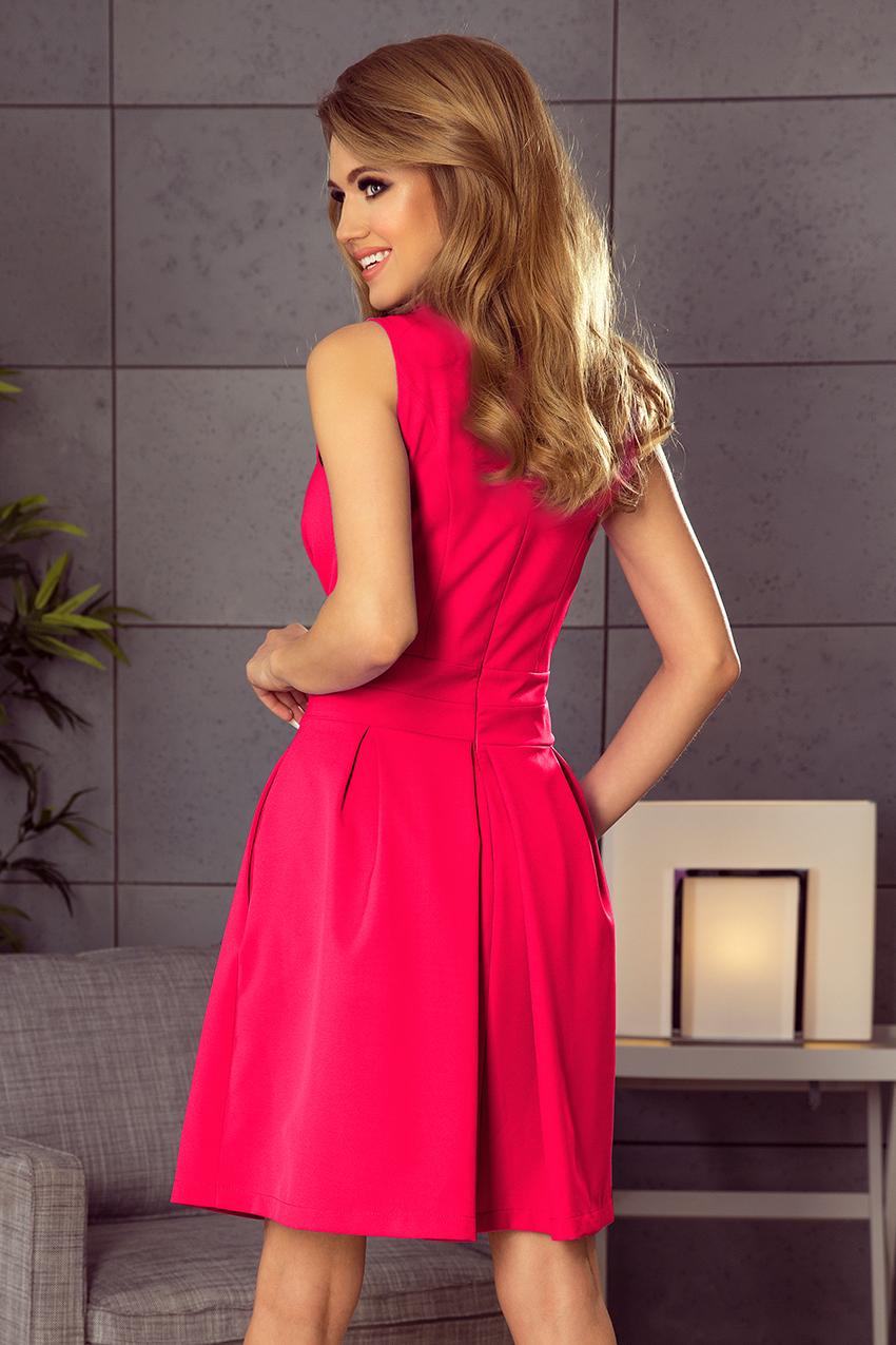 4f71aa7998e Popis vybraného produktu  Dámské růžové letní šaty